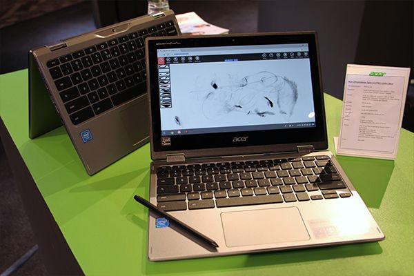 Acer Spin 11 CP311-1HN