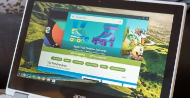 Chromebook et applications Android