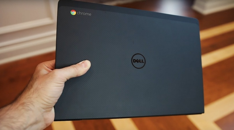 Test et avis du dell chromebook 13