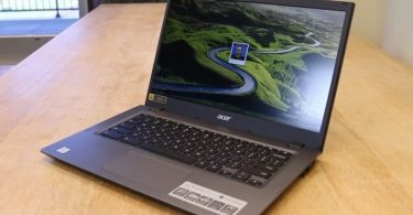 Test et avis de l'acer 14 for work