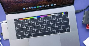 MacBook Pro 2018 avec Touch Bar