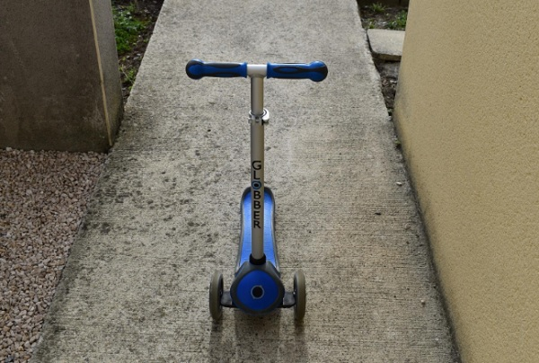 Globber My Free UP Trottinette 3 Roues