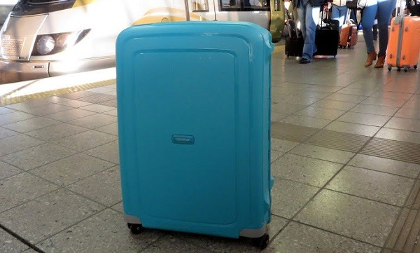 samsonite s cure cabine