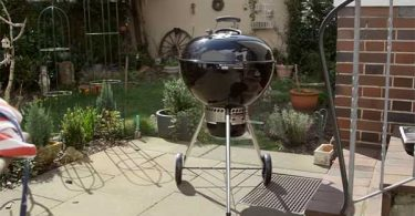 Weber-Master-Touch