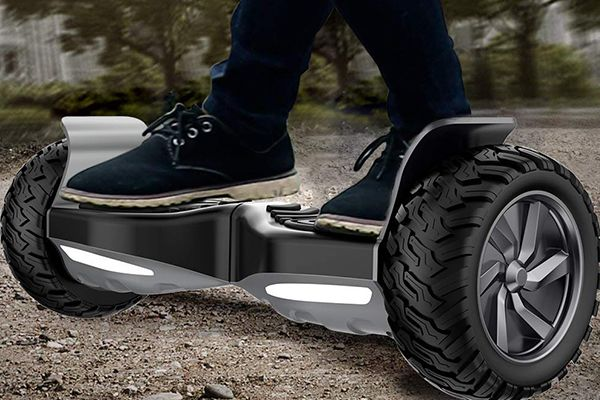 Cool&Fun Hoverboard Challenger