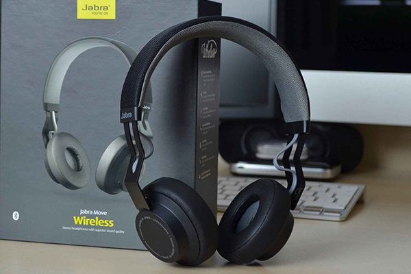Casque Bluetooth Jabra Move