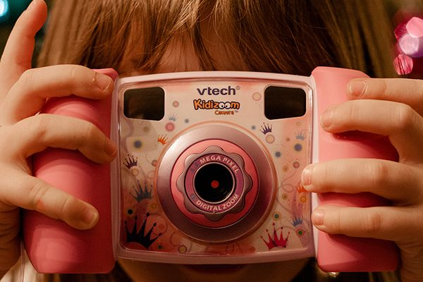 Appareil photo VTech Kidizoom Duo 5.0 Rose