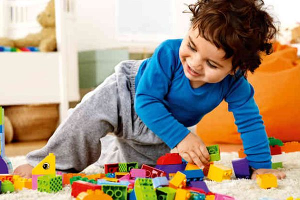 Lego Duplo 2-5 ans Le Parc d'attractions