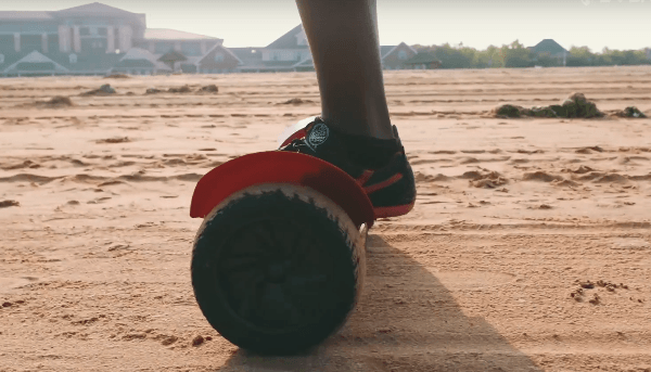 Hoverboard EverCross Challenger