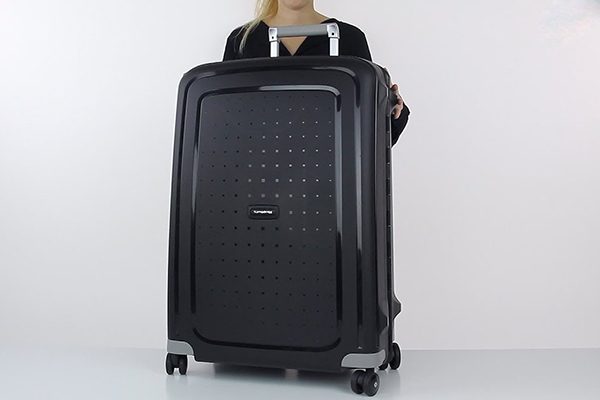 Samsonite Valise Scure Spinner