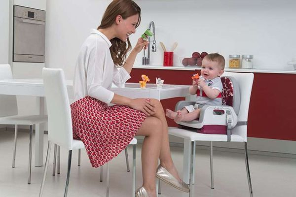 Chicco Up To 5 Scarlet