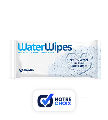 WaterWipes (4 x 60 lingettes)