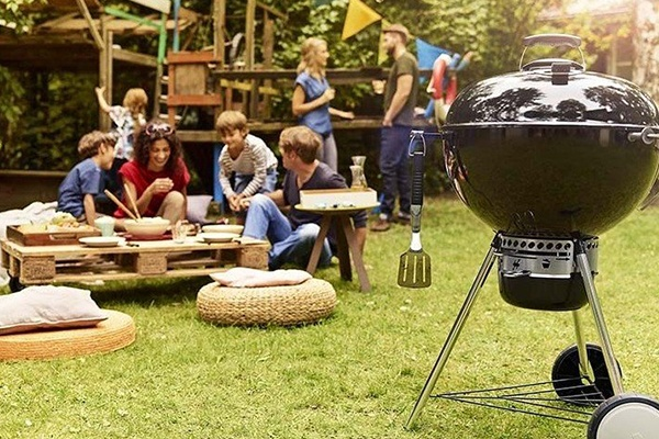 Weber 14510004 Master-Touch