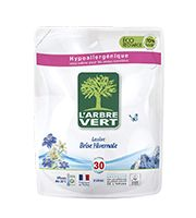 L'arbre vert Brise Hivernale 30 Lavages 2 L