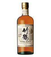 Nikka 17 Ans Taketsuru Pure Malt Blended Whisky
