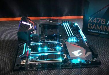 Gigabyte X470 Aorus Gaming 7 Wi-Fi