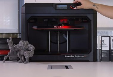 Makerbot Replicator +