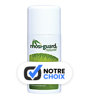 Vaporisateur naturel anti-insectes de Mosi-guard