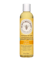 Burt's Bees Baby shampoo and body wash