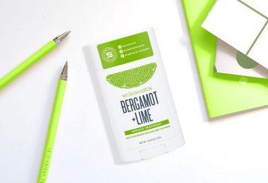 Schmidt's Bergamot + Lime