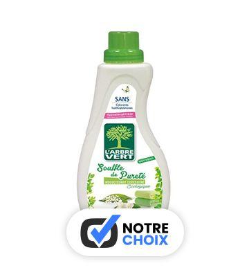 L'Arbre Vert Souffle de Pureté Concentré