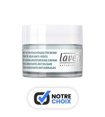 Lavera Basis Sensitiv Crème de Jour Anti-rides Q10