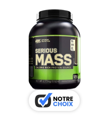 Optimum Nutrition Serious Mass (2,73 kg)