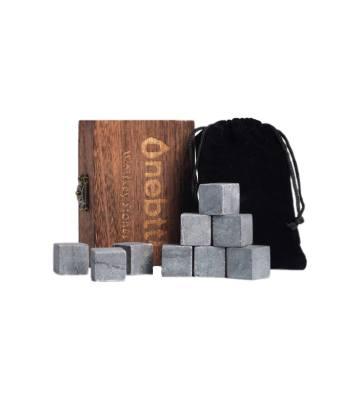 Les pierres à whisky OneBttl