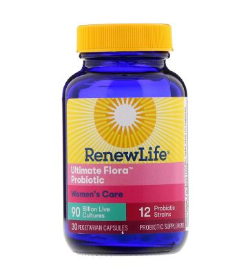 RenewLife Women's Care 90 Milliards d'UFC