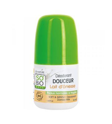 So'bio étic Lait d'Ânesse (50 ml)