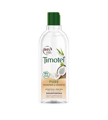 Timotei Pure Nutrition et Légèreté (300 ml)