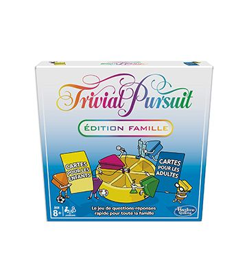 Trivial Pursuit (Édition Familiale)