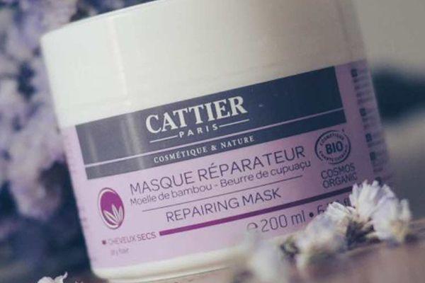 Cattier Masque Réparateur