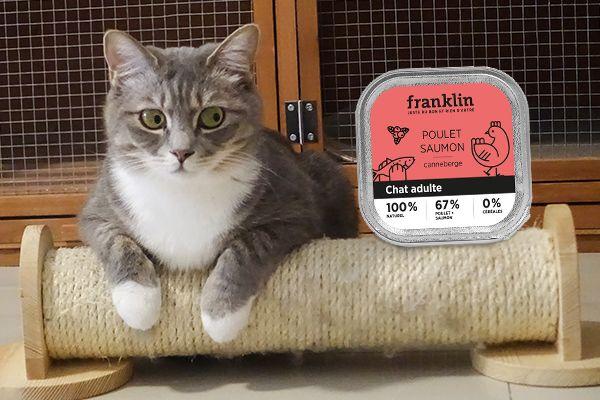 Franklin Pet Food