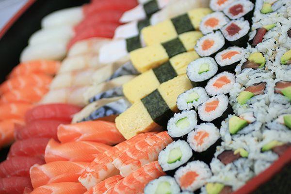 Le sushi rouleau parfait de chez Itian