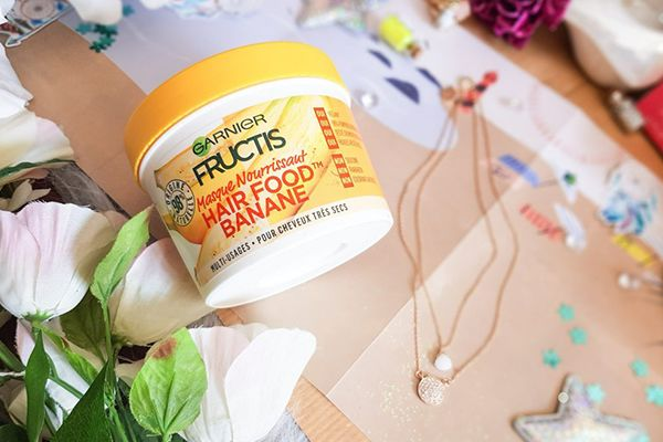 Garnier Fructis Hair Food Banane