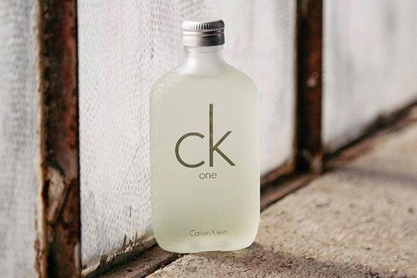 Le parfum unisex de chez Calvin Klein