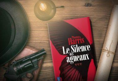 Le Silence des Agneaux, de Thomas Harris