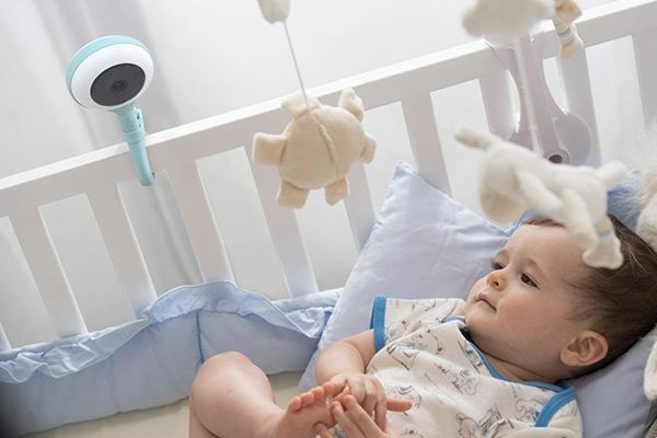 Lollipop Smart Baby Camera