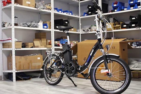 """Urban Biker Mini 20"""""""
