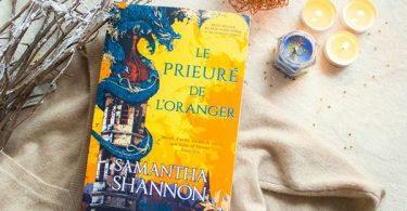 Le Prieuré de l'Oranger, de Samantha Shannon (2019)