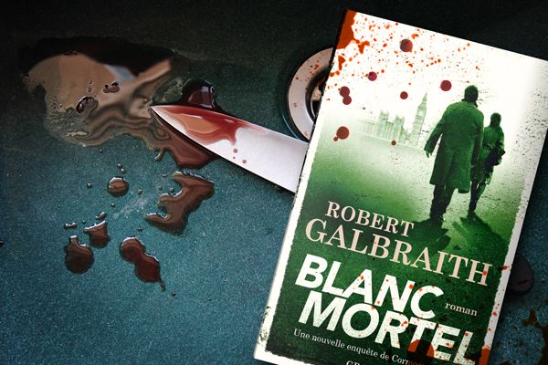 Blanc Mortel, de Robert Galbraith