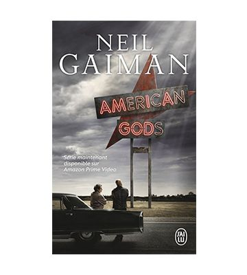 American Gods, de Neil Gaiman (2001)