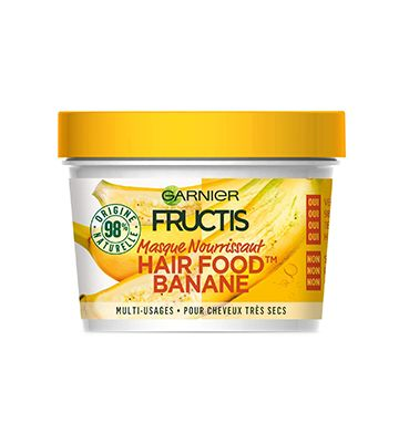 Garnier Fructis Hair Food Banane