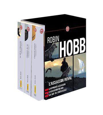 L'Assassin Royal, de Robin Hobb (1998-2000)