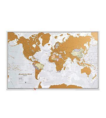 La carte du monde chez Maps International