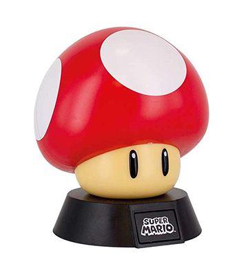 La lampe 3D multicolore Super Mario