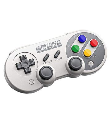 La manette Bluetooth SFC30 Pro de 8DitDo