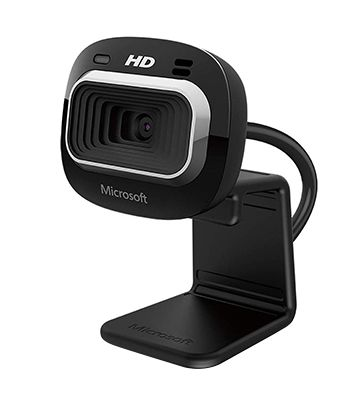 La webcam LifeCam HD-3000 de chez Microsoft