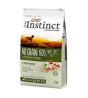 True Instinct Sans Céréales (12 kg)
